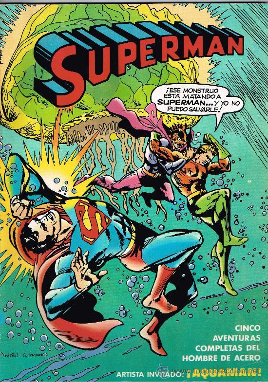 SUPERMAN Nº3 - ED. BRUGUERA (Tebeos y Comics - Bruguera - Otros)