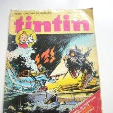 Tebeos: TINTIN Nº 5 REVISTA DE AVENTURAS AÑO 1981 BRUGUERA E10X4. Lote 34239737