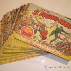 Tebeos: LOTE DE 109 TEBEOS EL COSACO VERDE. Lote 34284585
