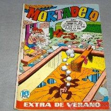 Tebeos: MORTADELO EXTRA VERANO 1971 CON MICHEL TANGUY Y CORSARIO HIERRO. BRUGUERA 16 PTS.. Lote 34337940
