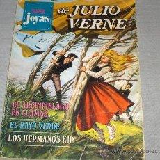Tebeos: SUPER JOYAS JULIO VERNE Nº 10. BRUGUERA 1978 1ª EDICIÓN 75 PTS.. Lote 34351225