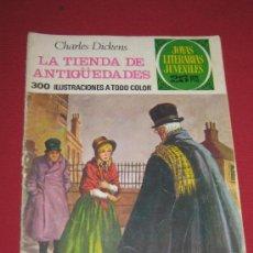 Tebeos: JOYAS LITERARIAS JUVENILES - Nº 154 - LA TIENDA DE ANTIGÜEDADES. Lote 34385426
