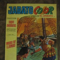 Tebeos: JABATO COLOR. COLECCION SUPER AVENTURAS.. AÑO IX. Nº 95. 1976.. Lote 34542346