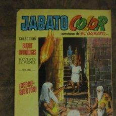 Tebeos: JABATO COLOR. COLECCION SUPER AVENTURAS.. AÑO IX. Nº 94. 1976.. Lote 34542401