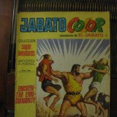 Tebeos: JABATO COLOR. COLECCION SUPER AVENTURAS.. AÑO IX. Nº 92. 1976.. Lote 34542449