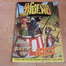Tebeos: EL CAPITÁN TRUENO. EDICIÓN HISTÓRICA. EDICIONES B. NÚMERO 73.. Lote 34550116