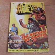 Tebeos: EL CAPITÁN TRUENO. EDICIÓN HISTÓRICA. EDICIONES B. NÚMERO 8.. Lote 34550293