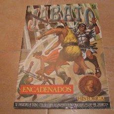 Tebeos: EL JABATO. EDICIÓN HISTÓRICA. EDICIONES B. NÚMERO 73.. Lote 36183868