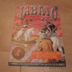 Tebeos: EL JABATO. EDICIÓN HISTÓRICA. EDICIONES B. NÚMERO 52.. Lote 34550685