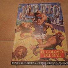 Tebeos: EL JABATO. EDICIÓN HISTÓRICA. EDICIONES B. NÚMERO 25.. Lote 34550740
