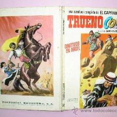 Tebeos: CAPITAN TRUENO COLOR, ALBUM BLANCO TAPA DURA - Nº 9 1969. Lote 34558774