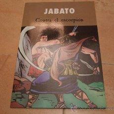 Tebeos: EL JABATO. CONTRA EL ESCORPIÓN.. Lote 34567022