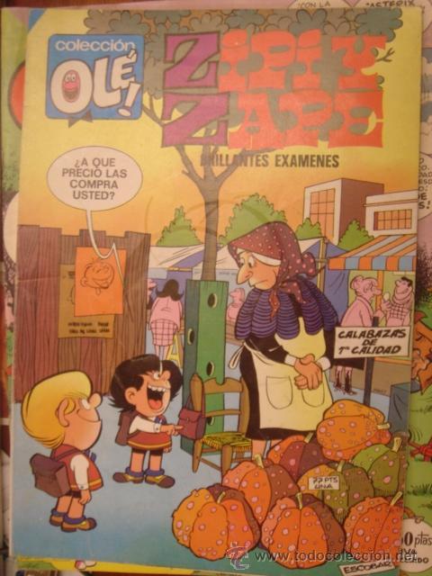 OLE ZIPI ZAPE Nº118 (Tebeos y Comics - Bruguera - Ole)