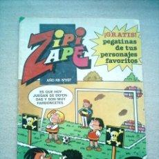 Tebeos: ZIPI Y ZAPE REVISTA Nº 597 BRUGUERA 1984 CON ASTROSNIKS Y KATHY DETECTIVE. Lote 13173056