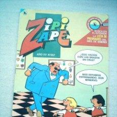 Tebeos: ZIPI ZAPE Nº 657 BRUGUERA 1986 CON KALA-BACIN DE DAMASCO. Lote 22057039