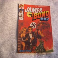 Tebeos: JAMES BOND 007 Nº 3, EDITORIAL BRUGUERA. Lote 34603199