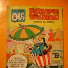 Tebeos: OLE ! ROMPETECHOS Nº 36 CAMPEON DEL DESPISTE . 2ª EDICION 1975 BRUGUERA .. Lote 34650800