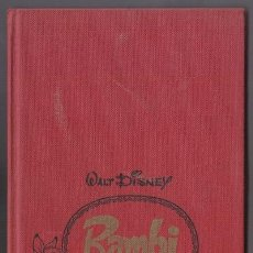 Livros de Banda Desenhada: HOGAR FELIZ 2 - BAMBI, WALT DISNEY – BRUGUERA 1ª EDICION 1968 SIN SOBRECUBIERTAS 224 PGS.. Lote 34629637