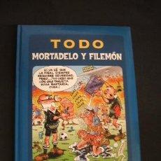 Tebeos: TODO MORTADELO Y FILEMON - EDIT. BRUGUERA - 1ª EDICION - 2005 - . Lote 34630705