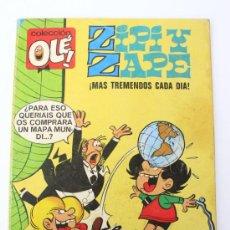 Tebeos: TEBEO ZIPI Y ZAPE DE 1984. Lote 34748319