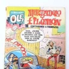 Tebeos: TEBEO DE MORTADELO Y FILEMON DE 1985. Lote 34898393