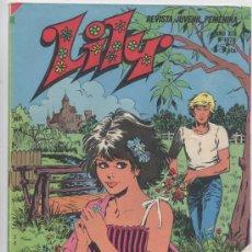 Tebeos: LILY Nº 1078 - BRUGUERA 1982 - POSTER ANA BELEN - VICTOR MANUEL. Lote 34680447