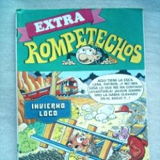 Tebeos - ROMPETECHOS EXTRA 43 INVIERNO LOCO BRUGUERA 1983 - 34707082