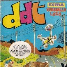 Tebeos: DDT EXTRA VERANILLO LOCO Nº 62. . Lote 34735629
