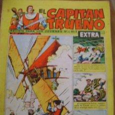 Tebeos: CAPITÁN TRUENO EXTRA 32 1960. Lote 34740568