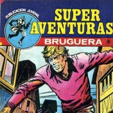Tebeos: SUPER AVENTURAS Nº6 (BLASCO, FREIXAS, NIETO, TORREGROSA). Lote 34825892
