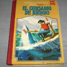 Tebeos: CORSARIO HIERRO Nº IV FAMOSAS NOVELAS 1979. BRUGUERA. DIFÍCIL!!!!!!!!!!!!. Lote 34862969