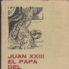 Tebeos: HISTORIAS SELECCIÓN Nº 28. JUAN XXIII. BRUGUERA 1970.. Lote 34889298