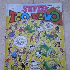 Tebeos: SUPER TIO VIVO 2ª EPOCA Nº 6 ED. BRUGUERA (1972). Lote 34914581