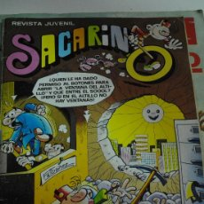 Tebeos: REVISTA JUVENIL SACARINO. AÑO IV. EXTRA DE VERANO. 1978.. Lote 34954492