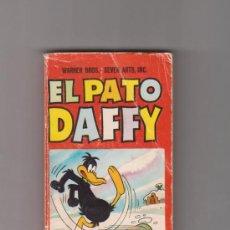 Tebeos: EL PATO DAFFY HEROES INFANTILES BRUGUERA 1ª EDICIÓN OCTUBRE 1968. Lote 35014056