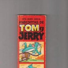 Tebeos: ANÉCDOTAS DE TOM Y JERRY HEROES INFANTILES 1ª EDICIÓN MARZO 1969. Lote 35015424