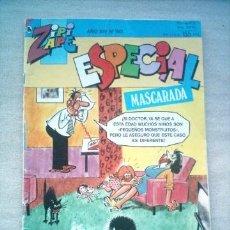 Tebeos: ZIPI ZAPE Nº 160 ESPECIAL MASCARADA / BRUGUERA 1986 KALA-BACIN DE DAMASCO. Lote 35057630
