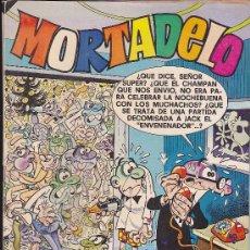 Tebeos: MORTADELO ALAMANAQUE 1977. Lote 35093970