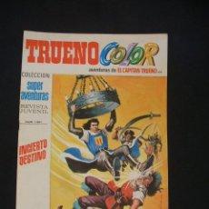 Tebeos - TRUENO COLOR - Nº 219 - BRUGUERA - - 35172082