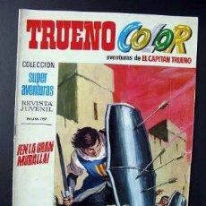 Tebeos: TRUENO COLOR PRIMERA EPOCA Nº 5. Lote 35174411