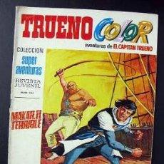 Tebeos: TRUENO COLOR PRIMERA EPOCA Nº 13. Lote 35174752