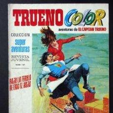 Tebeos: TRUENO COLOR PRIMERA EPOCA Nº 15. Lote 35174899