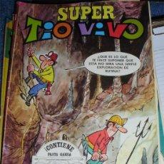 Tebeos: - SUPER TIO VIVO 1.980 TIOVIVO. Lote 35181341