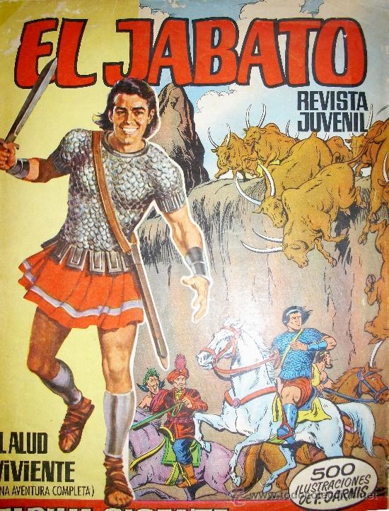 JABATO ÁLBUM GIGANTE Nº 30 (Tebeos y Comics - Bruguera - Jabato)
