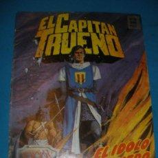 Tebeos: EL CAPITAN TRUENO - EL IDOLO SINIESTRO Nº 26.AÑO 1987.. Lote 35208391