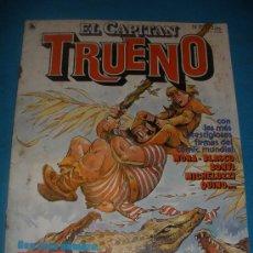 Tebeos: TEBEO CAPITAN TRUENO NUM. 7 EDITORIAL BRUGUERA 1986 - EL CHACAL DE BIR JERARI.. Lote 35208576