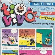 Tebeos: TIO VIVO 3ª EPOCA Nº 2. Lote 35305154