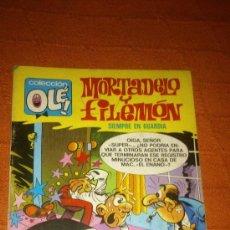 Tebeos: COLECCION OLE N 117. EDITORIAL BRUGUERA 4 EDICION 1983. Lote 35315202