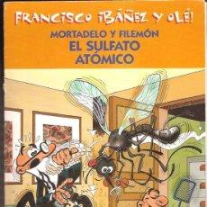 Tebeos: OLE MORTADELO Y FILEMON . Lote 35340297