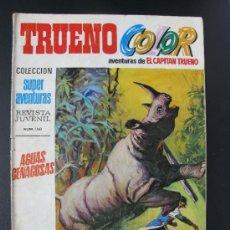 Tebeos: TRUENO COLOR PRIMERA EPOCA Nº 11. Lote 35356562